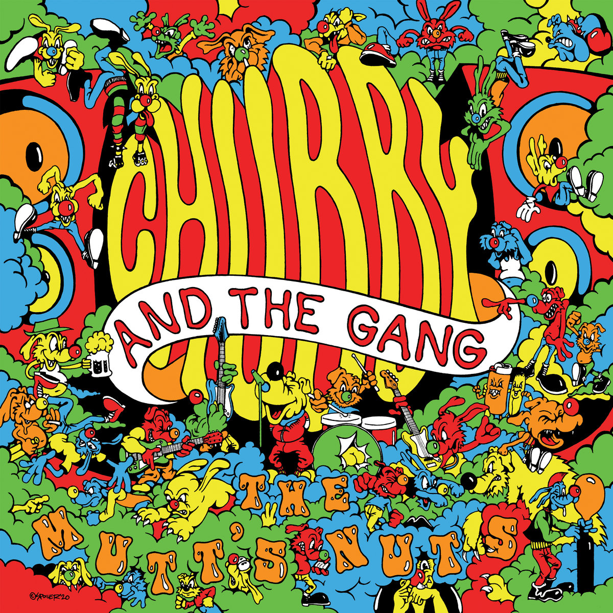 Chubby And The Gang_The Mutt's Nuts