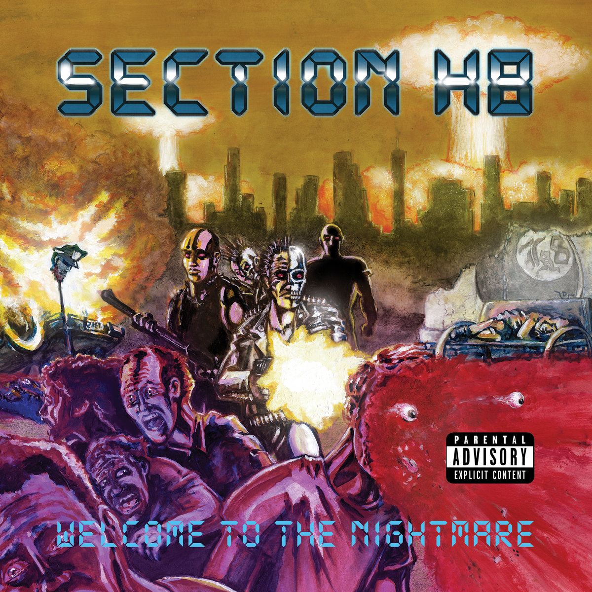 Section H8_Welcome To The Nightmare